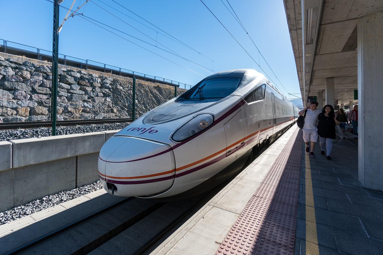 ヨーロッパで高速列車の乗車体験!