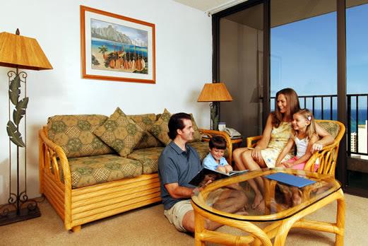 ワイワイ賑やか家族旅行